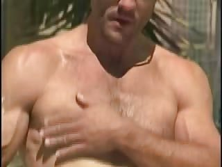 Muscle Guy Fuck At Resort