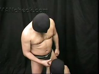 Hot Guys In Masks Ass Toying