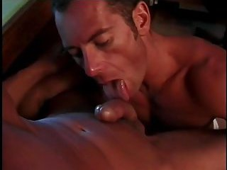 Randy hot guys creamy sex