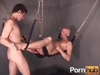 Horny Dudes Enjoy Domination Session