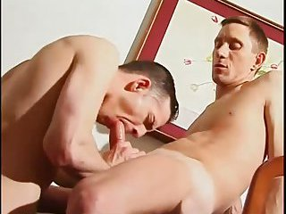 Horny Gay Guys In Uniform Fucking