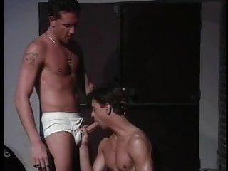 Nasty Gay Guys Creamy Ass Fuck
