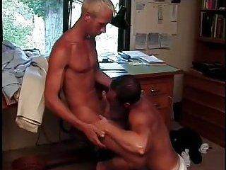 Randy gay guys enjoy fucking