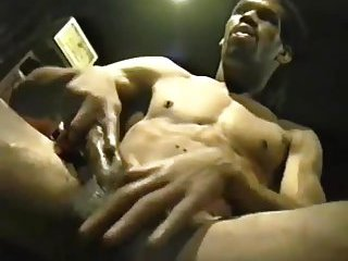 Naughty Ebony Guys Enjoy Blowjob