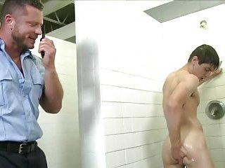 Charlie Harding loves ass Johnny Rapid