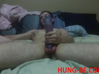 Amateur Twinks Use Cock Extender