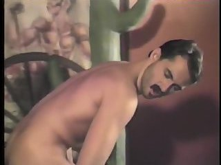 Mature dudes ass fucking and cumming