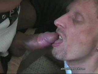 Real bareback sex