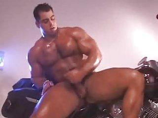 Muscle Biker Hot Solo