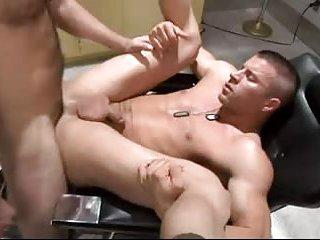 Lustful Guys In Uniform Hot Ass Screwing