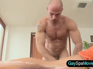 Straight bear gets toyed