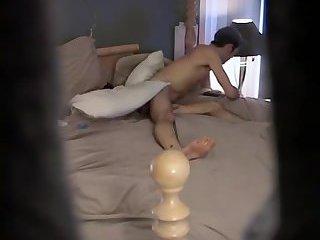Solo dude hidden cam masturbation
