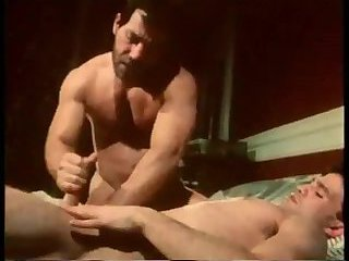 Mature gay wanking dick till cumshot