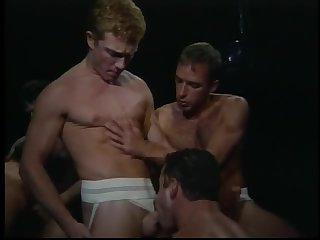 Nasty Gay Guys Group Sex