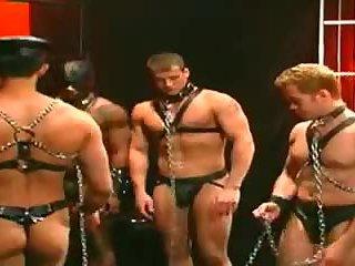 Fetish Gay Guys Group Sex