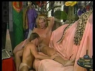 Two hunks blowjob and anal sex