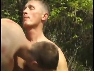 Outdoor Cock Ride