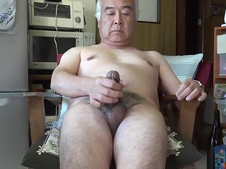 Hobby fun of most of the man of the world Japanese masturbation