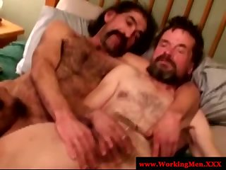 Hairy gaystraight redneck fucking ass