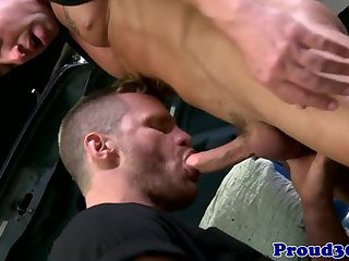 Mature muscular roughsex for pocket bear