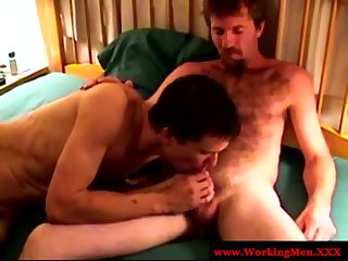 Horny southern mature bears sixtynine