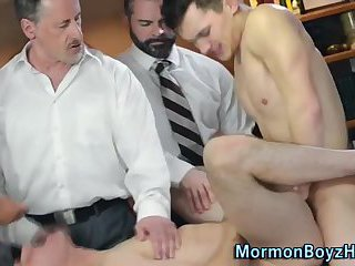Gay mormons seek paradise
