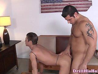 Marcus Ruhl drilling bottom bitch
