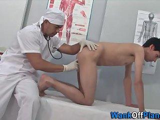 Tight amateur ass jizzed