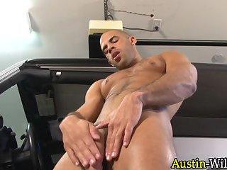 Austin wilde sprays car