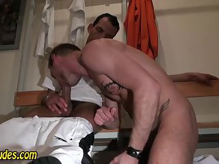 French amateur cumshot