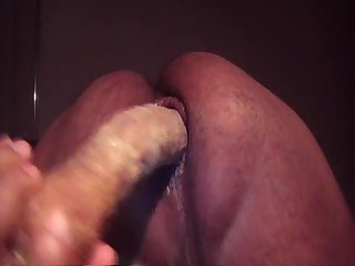 Amateur Gay Toying Ass