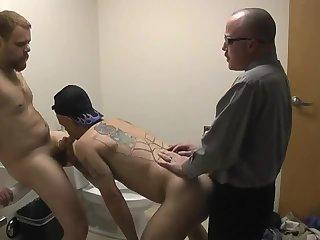 Threeway Ass Pounding