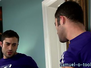Samuel O Toole gets blown