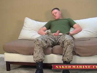 Naughty Soldier Hot Solo