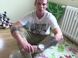 Sexy Twink in Tats VS POV