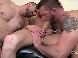 Twink fucked by black cock