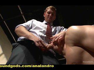 Bishop Maguire BDSM Tortures of a Naive Mormon Boy Next Door