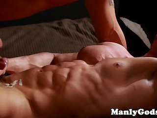 Hunk Paul Walker nails muscular Robin Sanchez