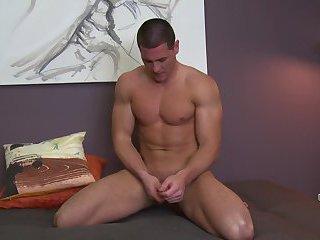 Blake Powell Masturbating