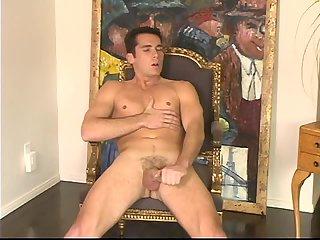 Mikhail nesersev jerking off