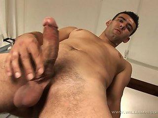Erik Lasota Gets Oily Handjob