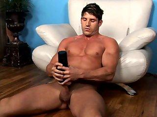 Jeremy Walker Using a Toy