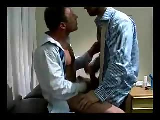 Mature OLDER DOCTOR SUITS FINGERS undressed FUCK