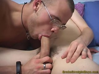 Tyler & Austin Enjoy Blowjob