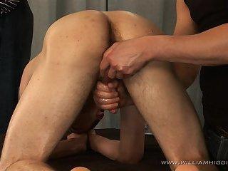 Ondra Jeden Gets Ass Fingered