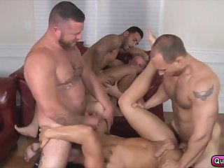 Luke Adams join in on the fun in My Two Daddies
