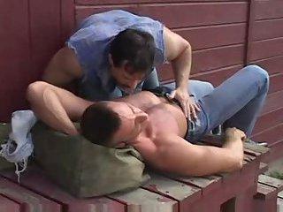 [GVC 032] Muscle Studs Sucking & Fucking
