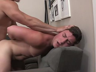 Get down to your knees and suck me hard