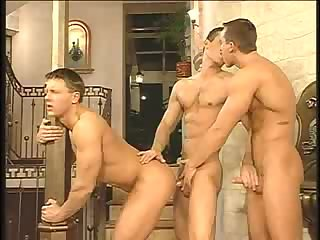 [GVC 037] Three Horny Boys Banging