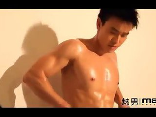 [GVC 255] Asian Hunk Steamy Solo